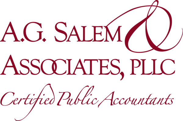 Ag Salem Associates Pllc A Professional Tax And Accounting